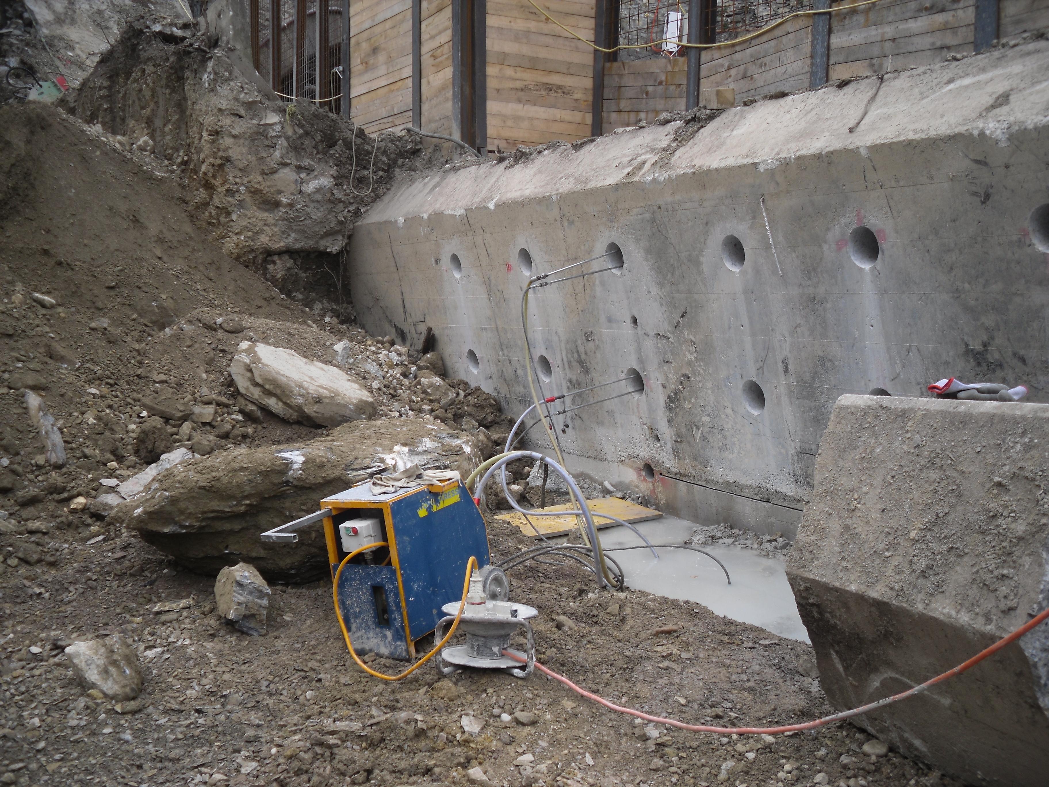 eclatage de beton 010