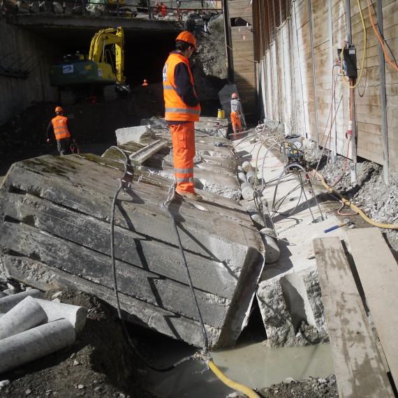 eclatage de beton 024